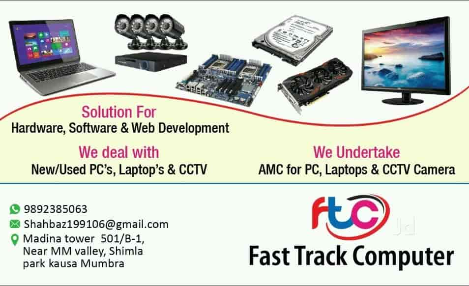 Fast track mobile unlocking computer repairing solution photos visiting card fast track mobile unlocking computer repairing solution photos mumbra mumbai reheart Image collections