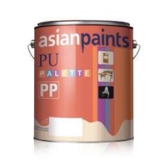 Asian Paints Pu Palette Exterior Wood Paint Milky White 1 Litre