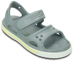 Yhdysvaltain halpa myynti alennus erinomainen laatu Buy Crocs Boy's Crocband Ii Sandal Ps Concrete and ...