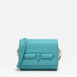 449a9e6c39d Buy Charles   Keith Studded Crossbody Bag Blue  CK2-80670379 ...