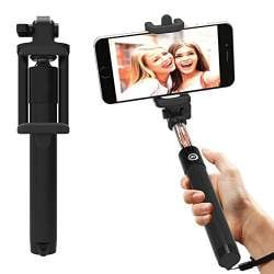 Hugo Compatible Aux Selfie Stick For Lenovo A1000
