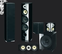 Buy Nakamichi 51 High Fidelity Surround Speaker System FS 960 Features Price Reviews Online In India