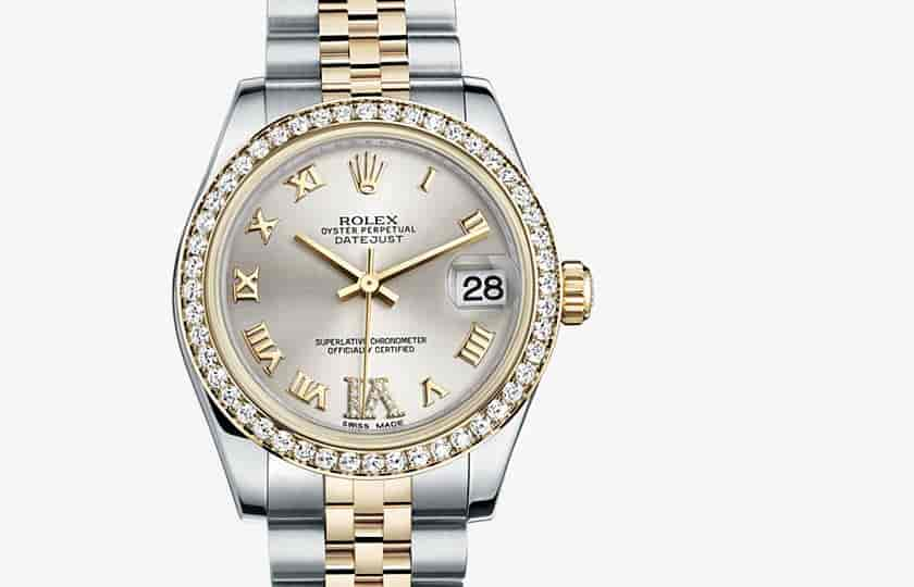 Rolex Datejust Women's Watch