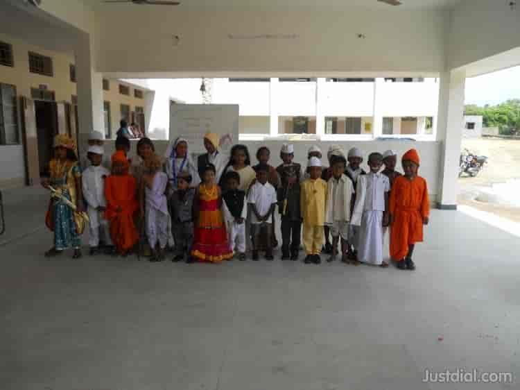 Jeeva Public School, Salem  - Students in Fancy Dress