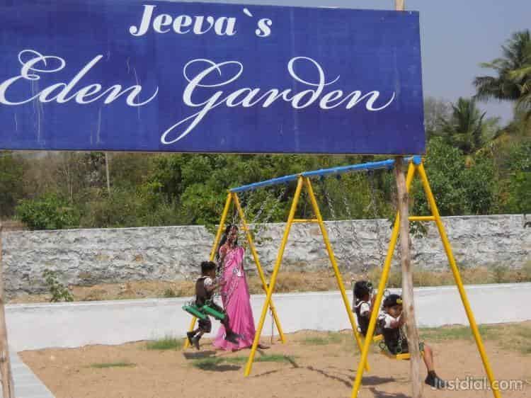 Jeeva Public School, Salem  - Students Playing
