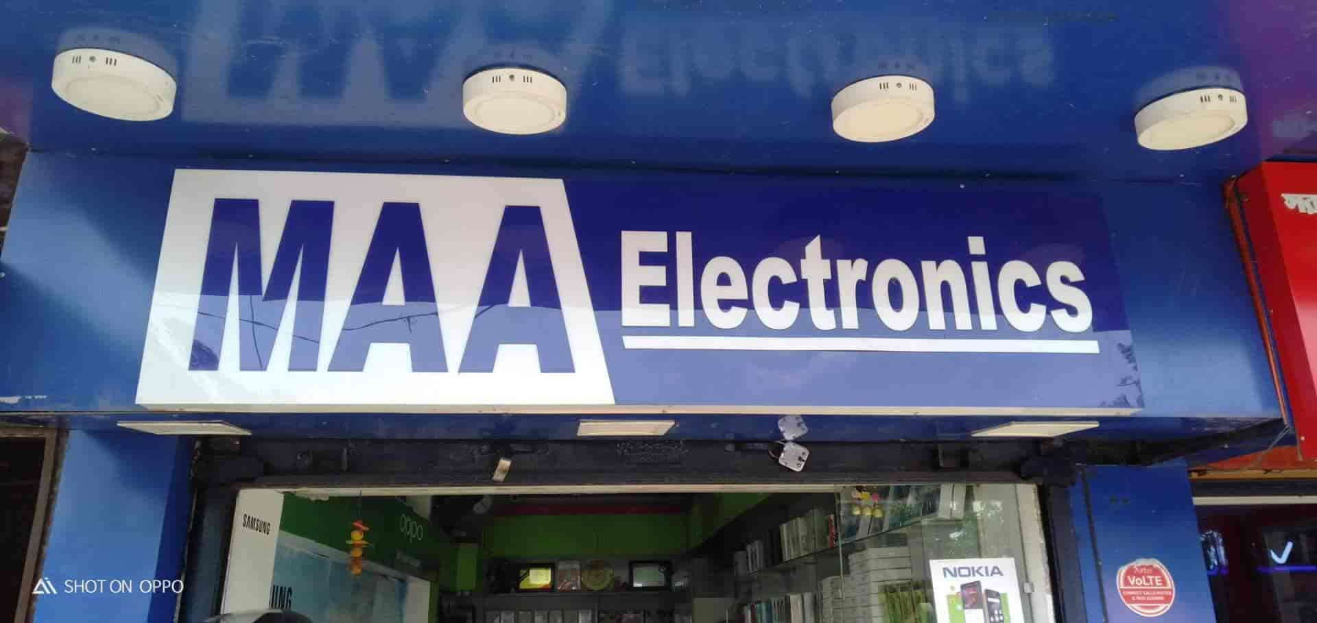 Maa Electronics, Agartala HO - Mobile Phone Dealers in