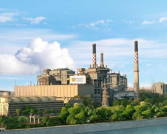 Torrent Power Sabarmati plant