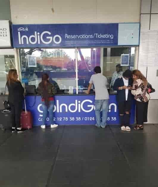 Indigo Airlines Airport Office Svp Airport Indigo Airlines
