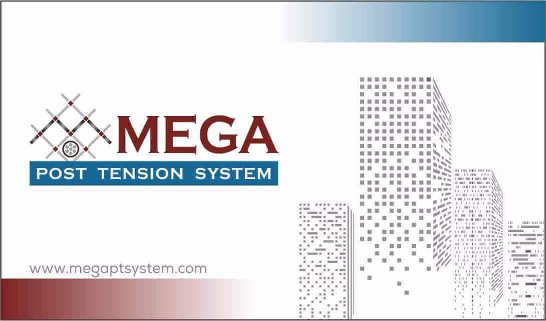 Mega Post Tension System, Gandhinagar Highway - Post