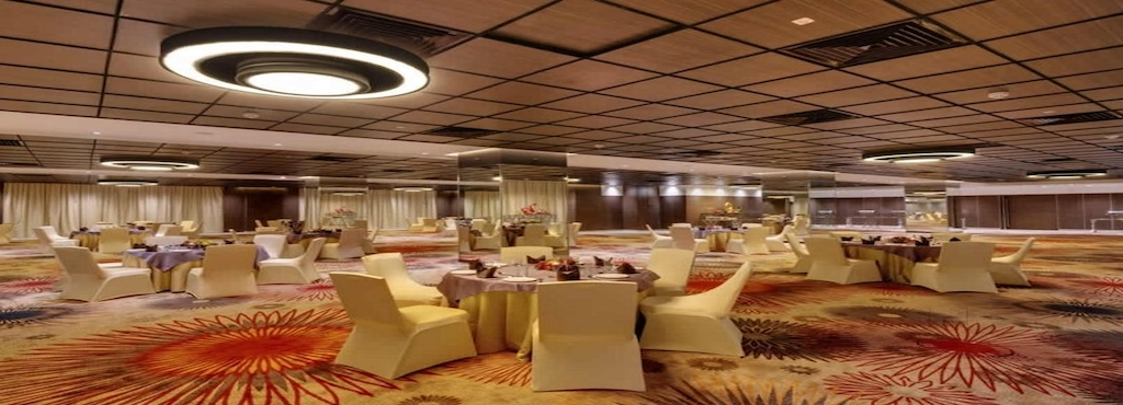 Cube Grand Hall O7 Suites Convention