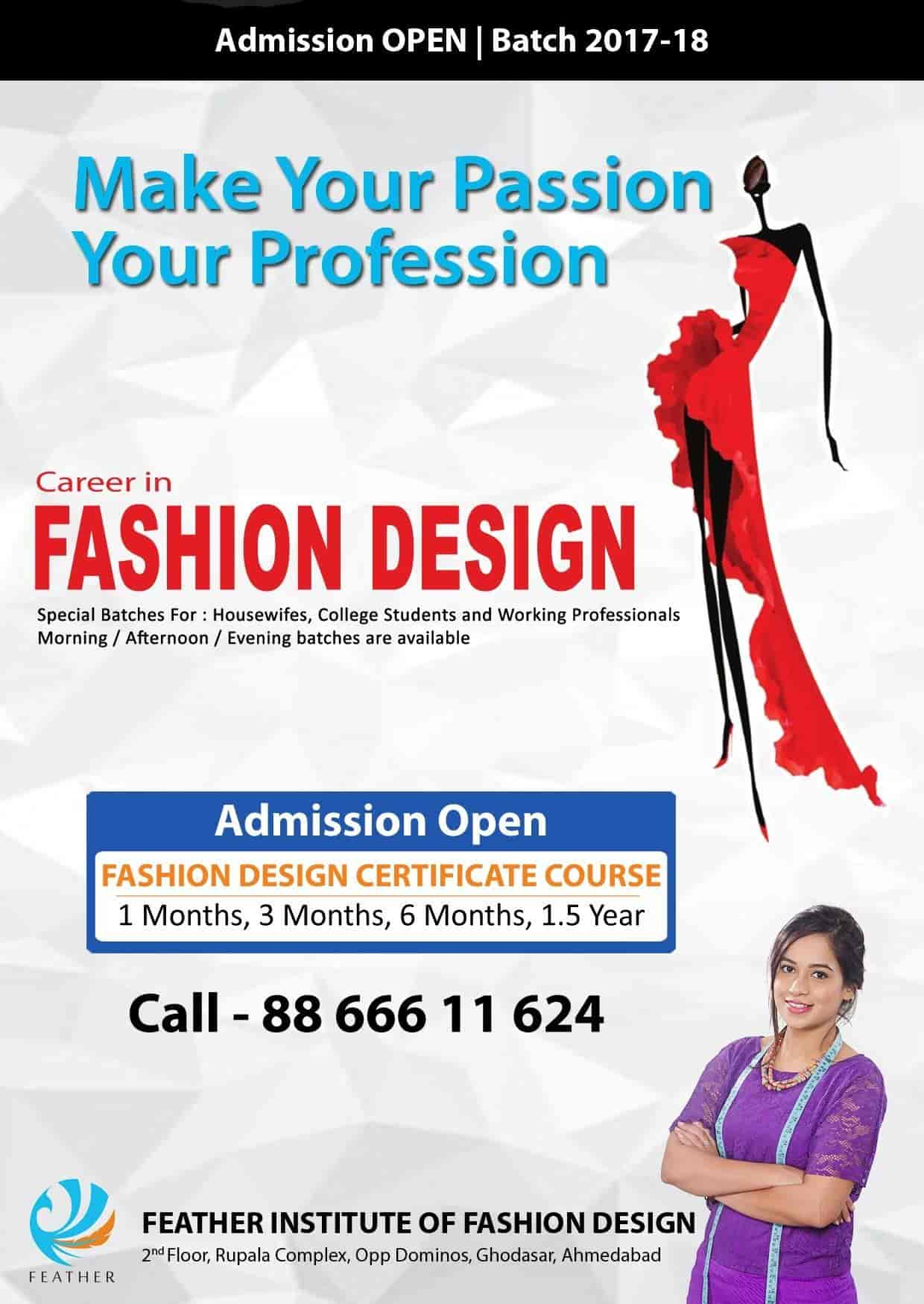 Feather Fashion Design Institute Photos Ghodasar Ahmedabad Pictures Images Gallery Justdial