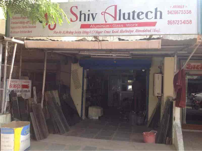 Shiv Alutech, Thaltej - Aluminium Section Manufacturers in