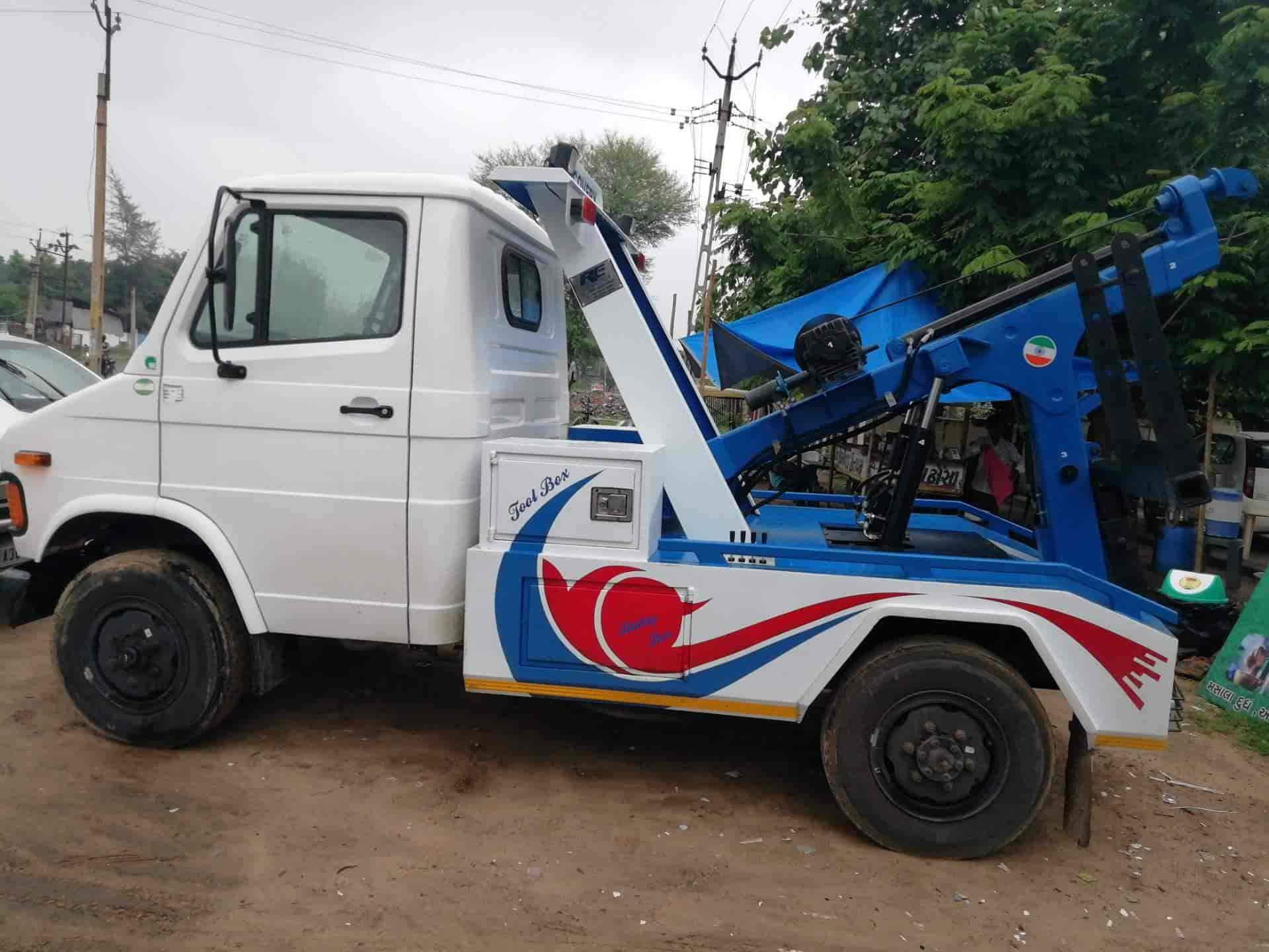 Top 100 Towing Services in Ahmedabad - Best Roadside Assistance - Justdial