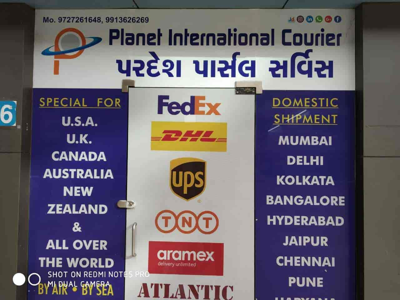 Top 100 International Courier Services In Ahmedabad Best Preferred International Courier Services Justdial