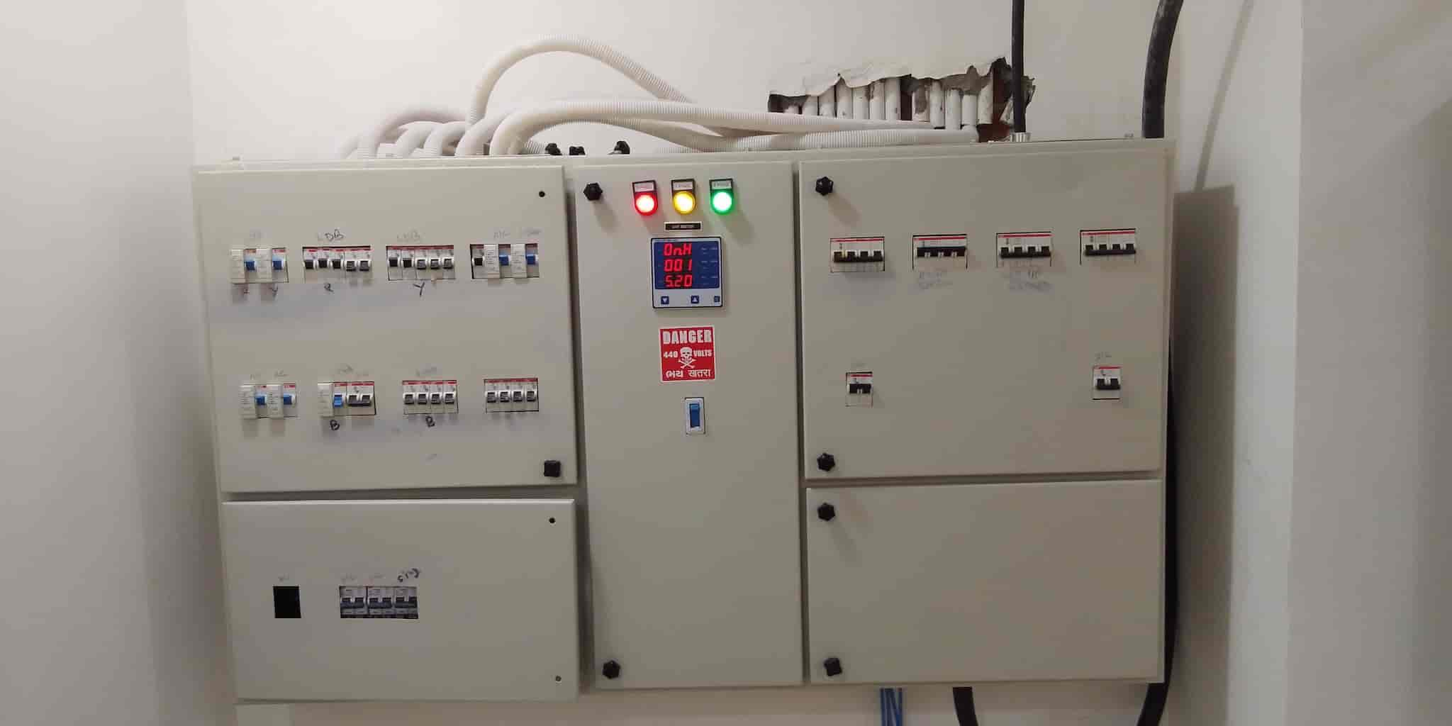 Jignesh Electrician Ghodasar Jiginesh Electricians Bad Circuit Breaker In Ahmedabad Justdial