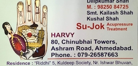 Top Sujok Therapy Training Centres in Ahmedabad - Best Sujok