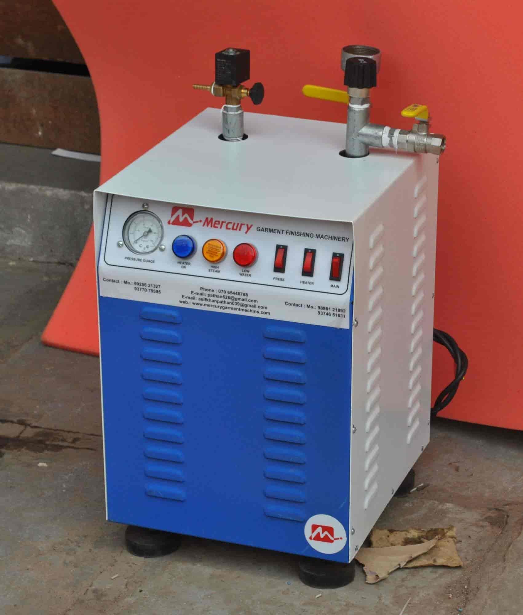Mercury Machines Rakhial Steam Boiler Dealers In Ahmedabad Justdial
