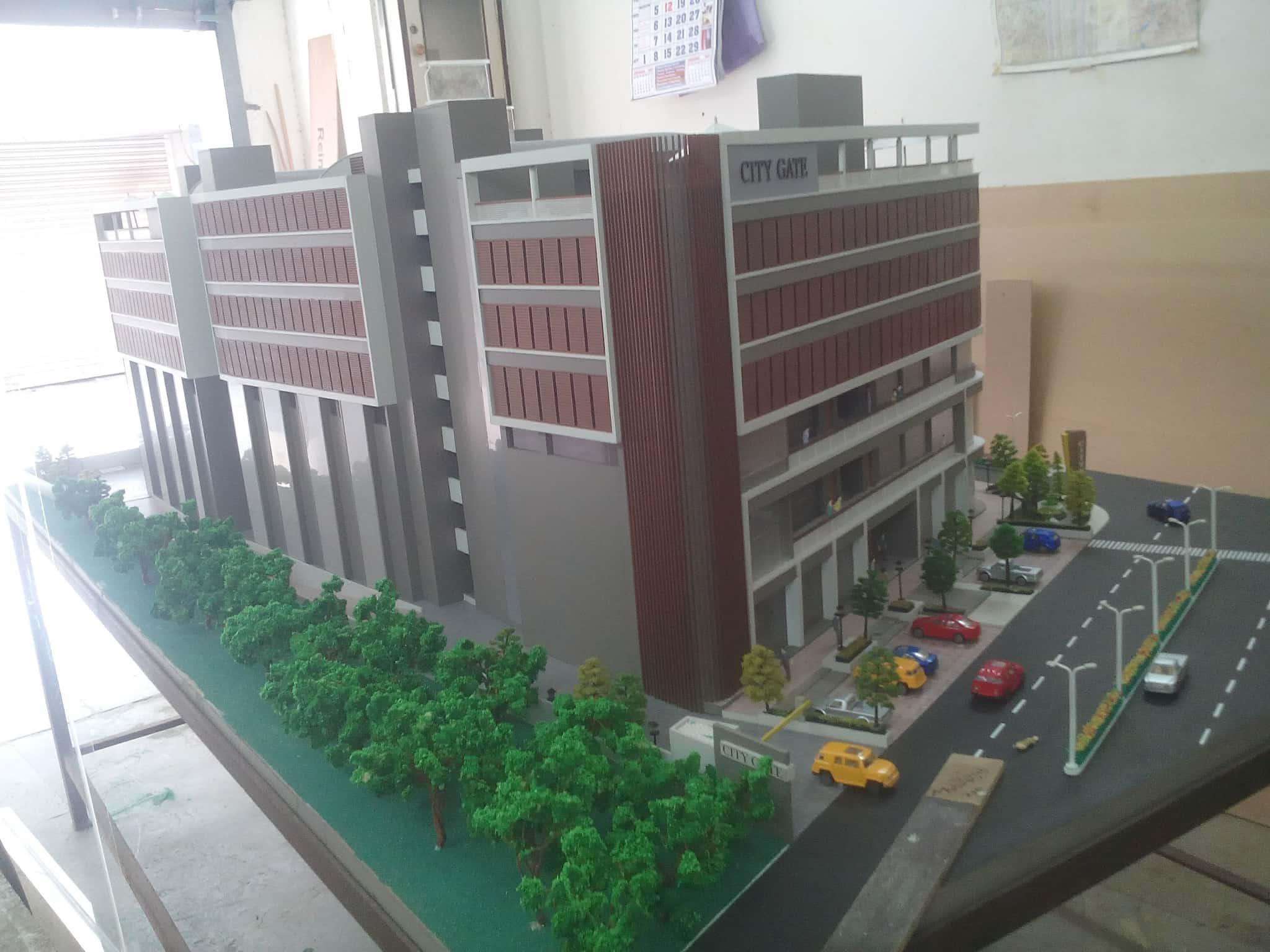 Klassic Architectural Model Maker, Chandlodiya - Architects