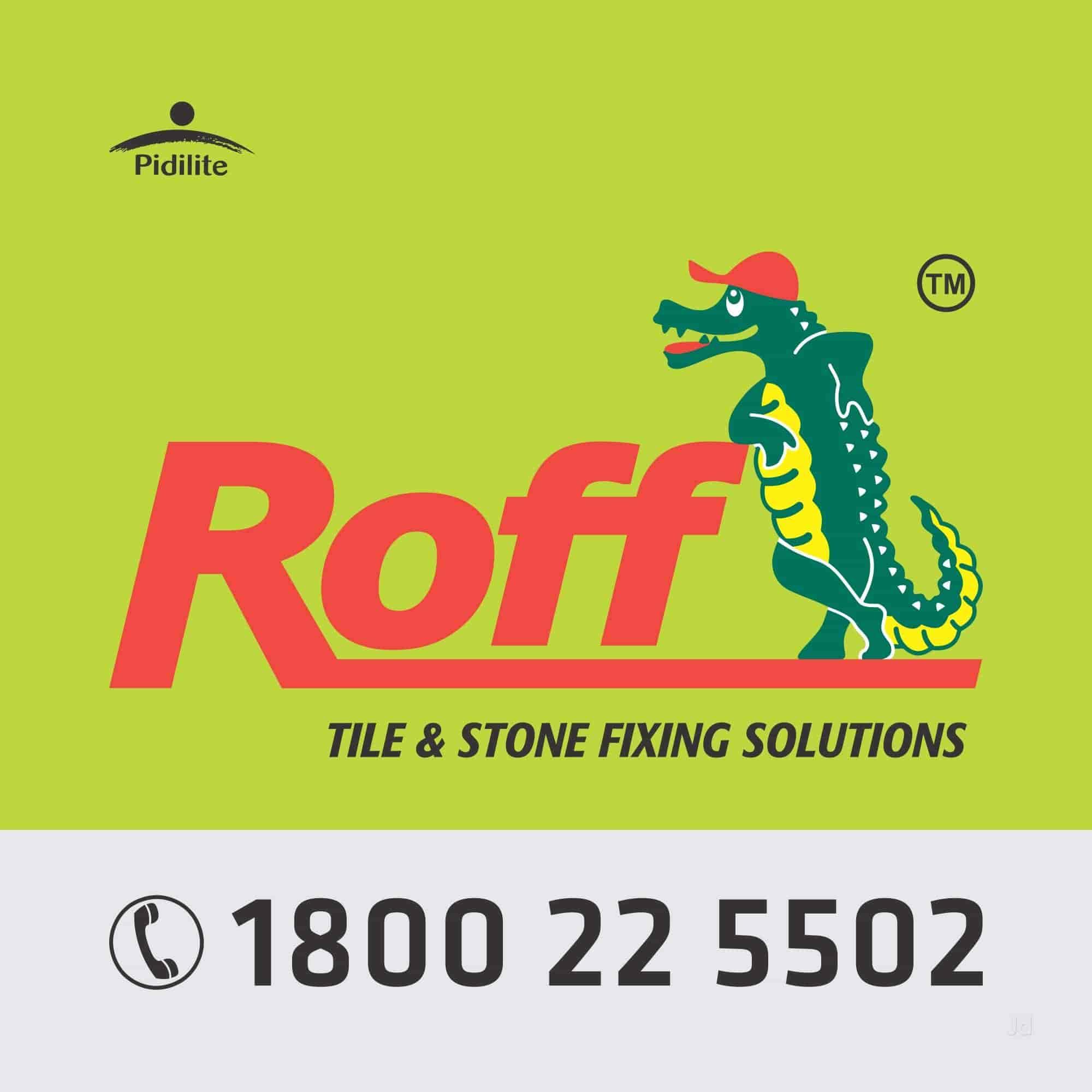 Roff Tile Stone Fixing Solutions Adhesive Distributors In Kolkata Justdial