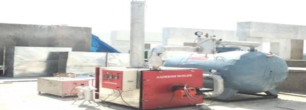 Aadeesh Boiler, Vatva Gidc - Industrial Hot Water Generator ...