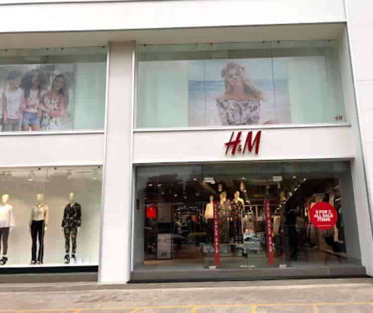 H and m store near me