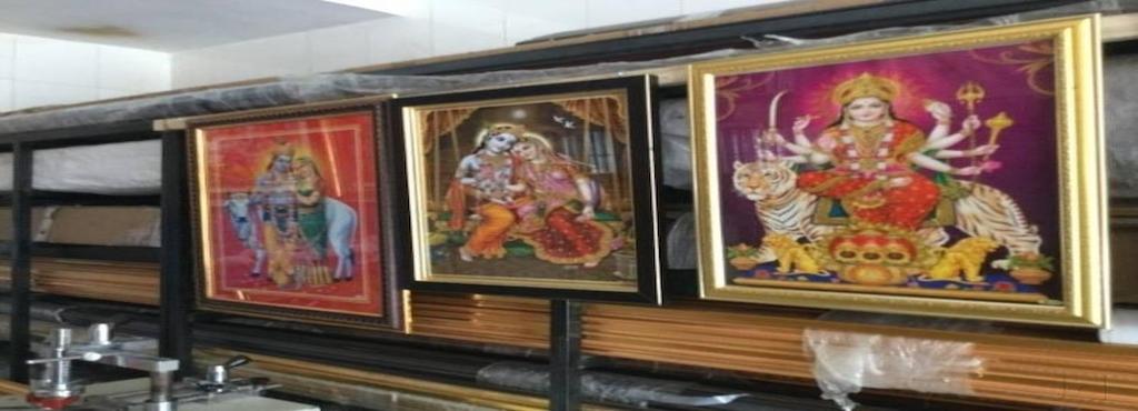 jay bajrang photo framing store