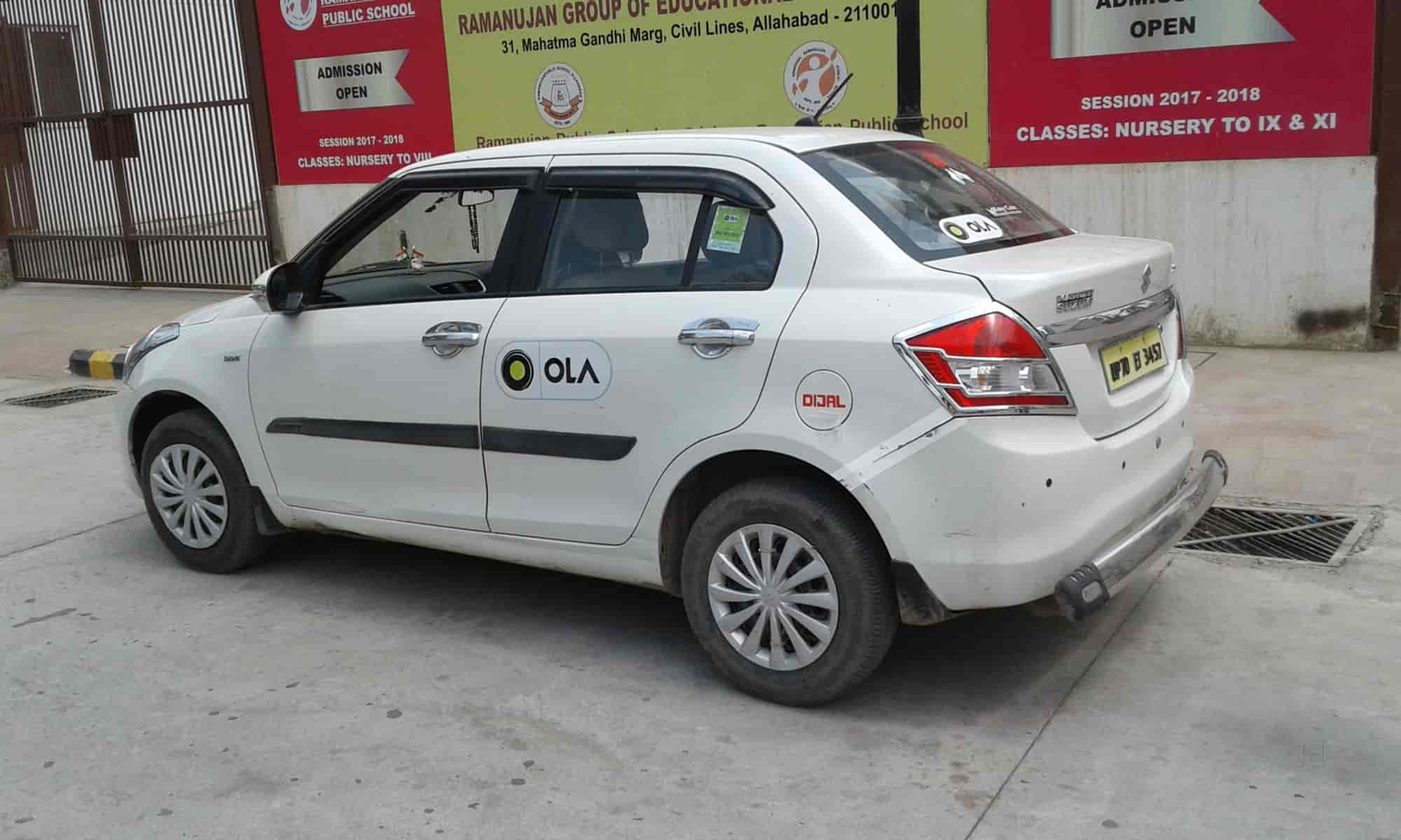 Ola Cabs Civil Lines Taxi Services In Allahabad Justdial