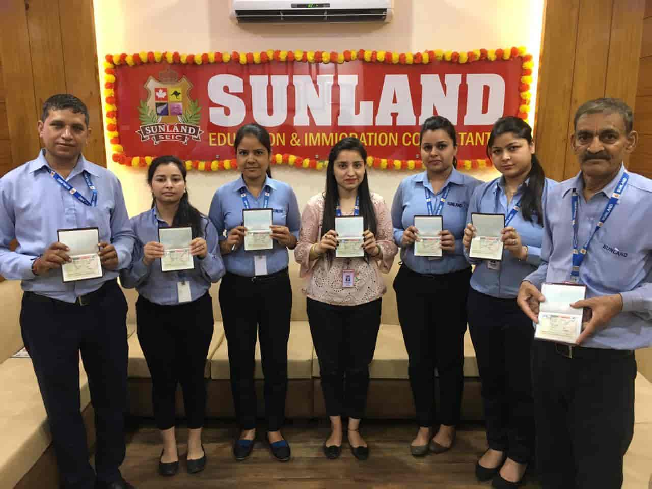 Sunland Education & Immigration Consultancy, Ambala City - Institutes For  IELTS in Ambala - Justdial