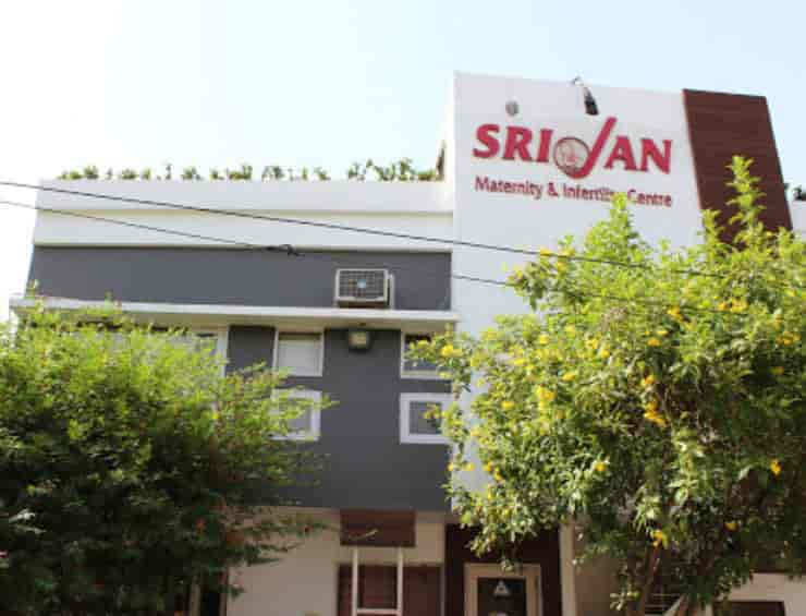 Srijan Maternity and Infertility Centre, Ambala City