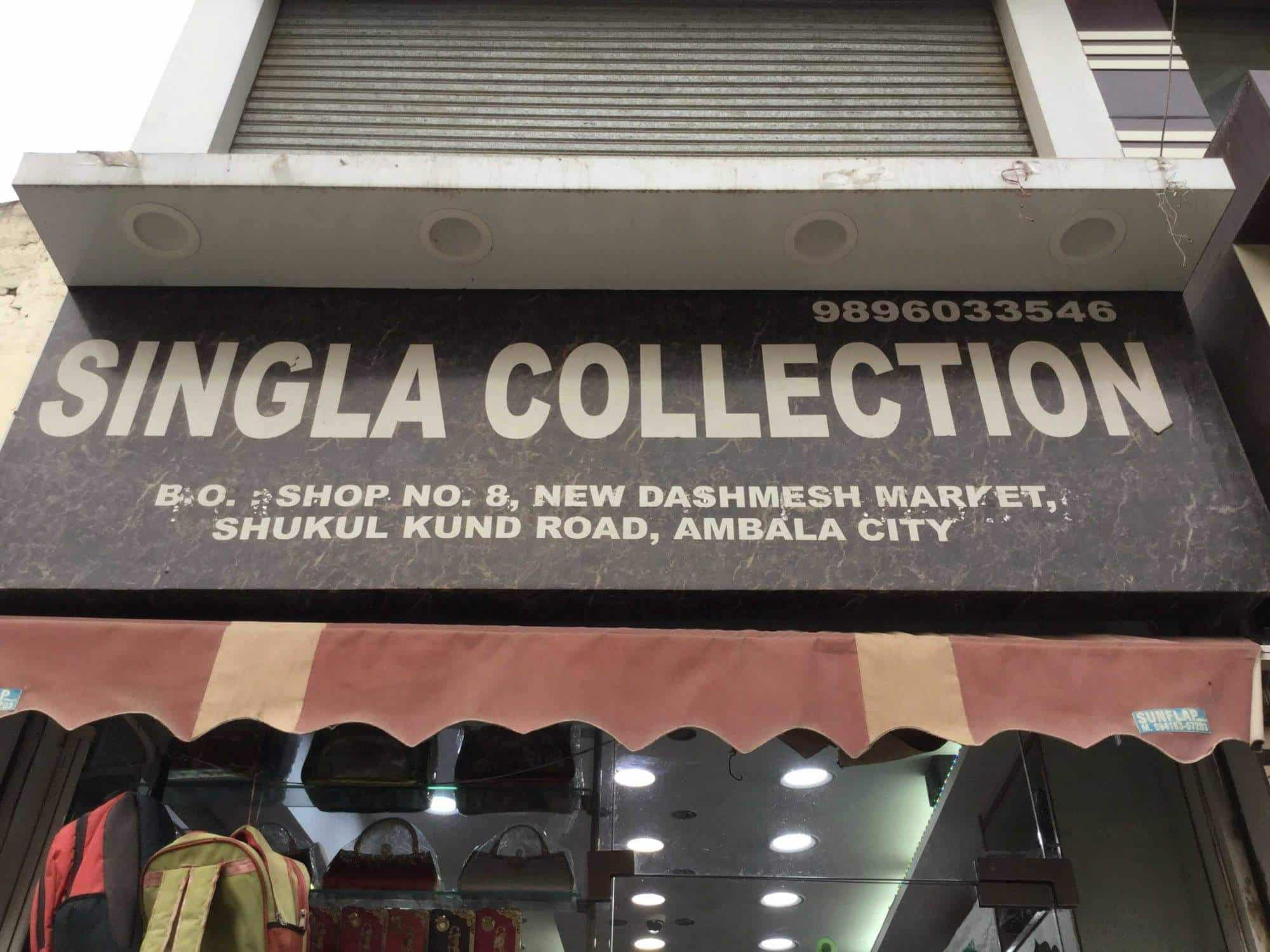 Singla collection, Ambala City - Women Bag Wholesalers in