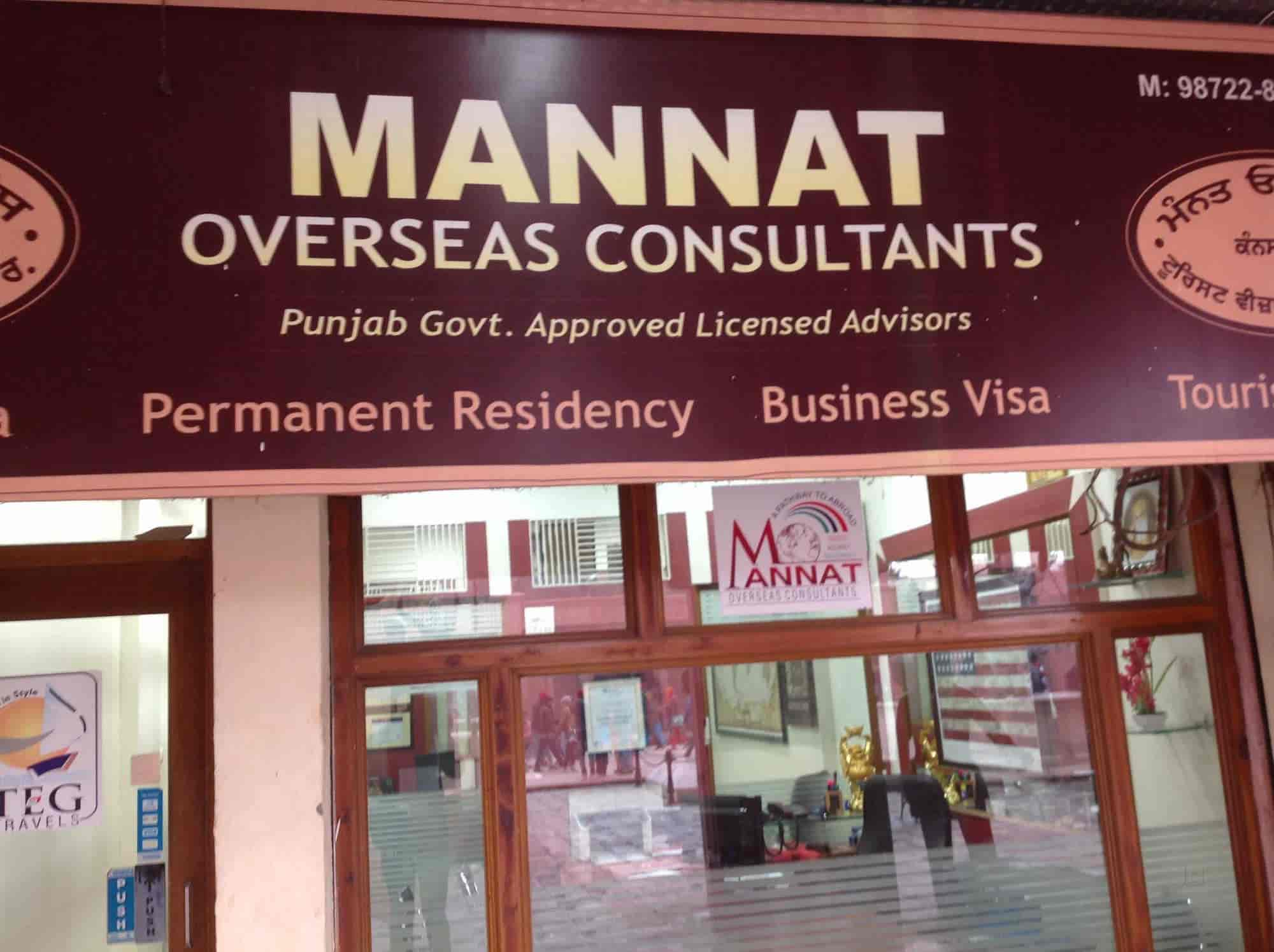 Mannat Overseas Consultants Photos, Amritsar GPO, AMRITSAR- Pictures &  Images Gallery - Justdial