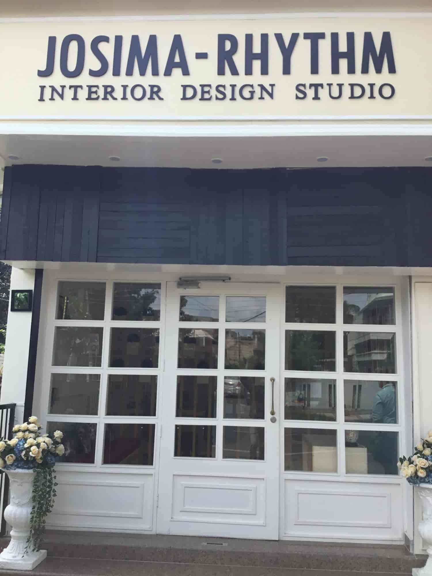 Business sign board josima rhythm interior design studio photos green avenue