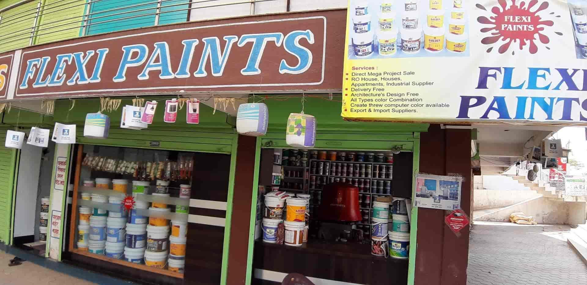 Flexi Paint, Harsool Aurangabad - Paint Dealers in