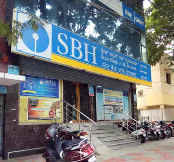 State Bank Of India, Jayanagar 5th Block - Nationalised