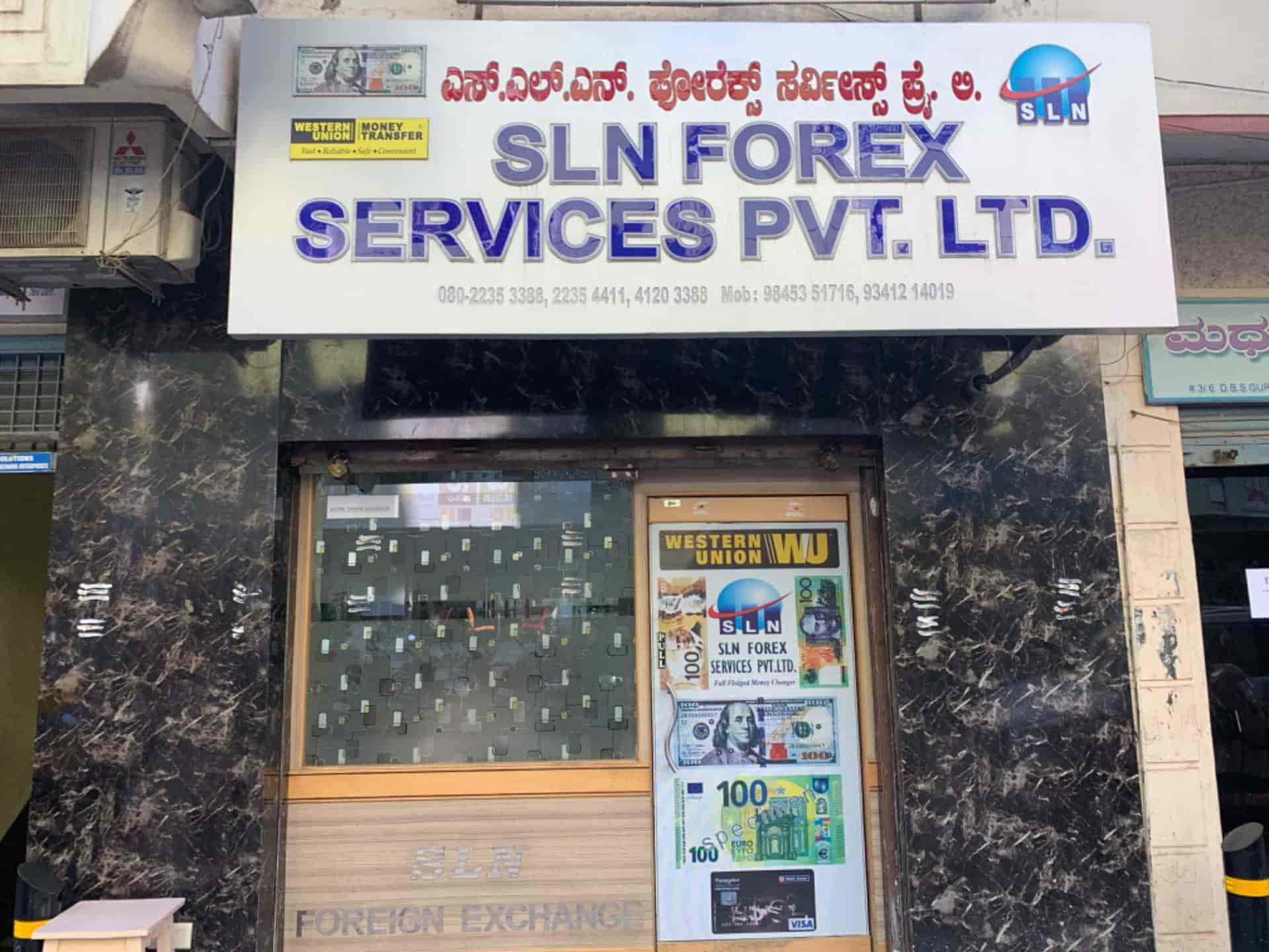 Forex banks in bangalore commodities trading us