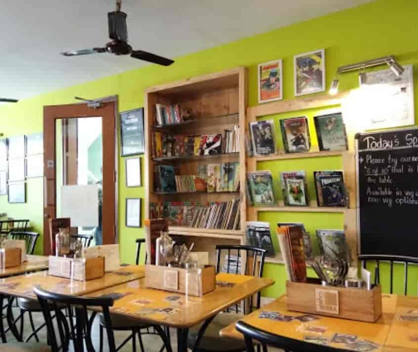 Image result for cafe terra bangalore
