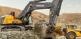 Top 20 Volvo Earthmoving Equipment Spare Part Dealers in Jp