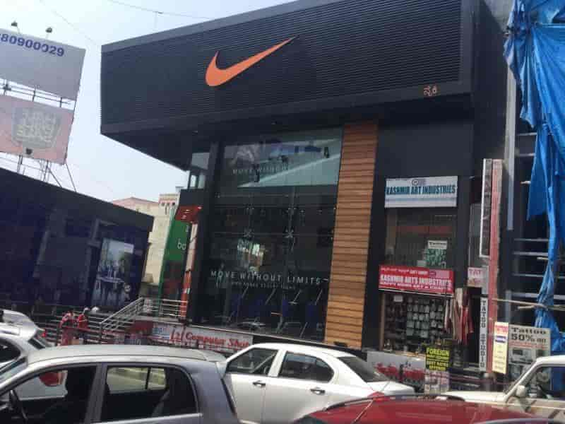 Find list of Nike Stores in Rajajinagar