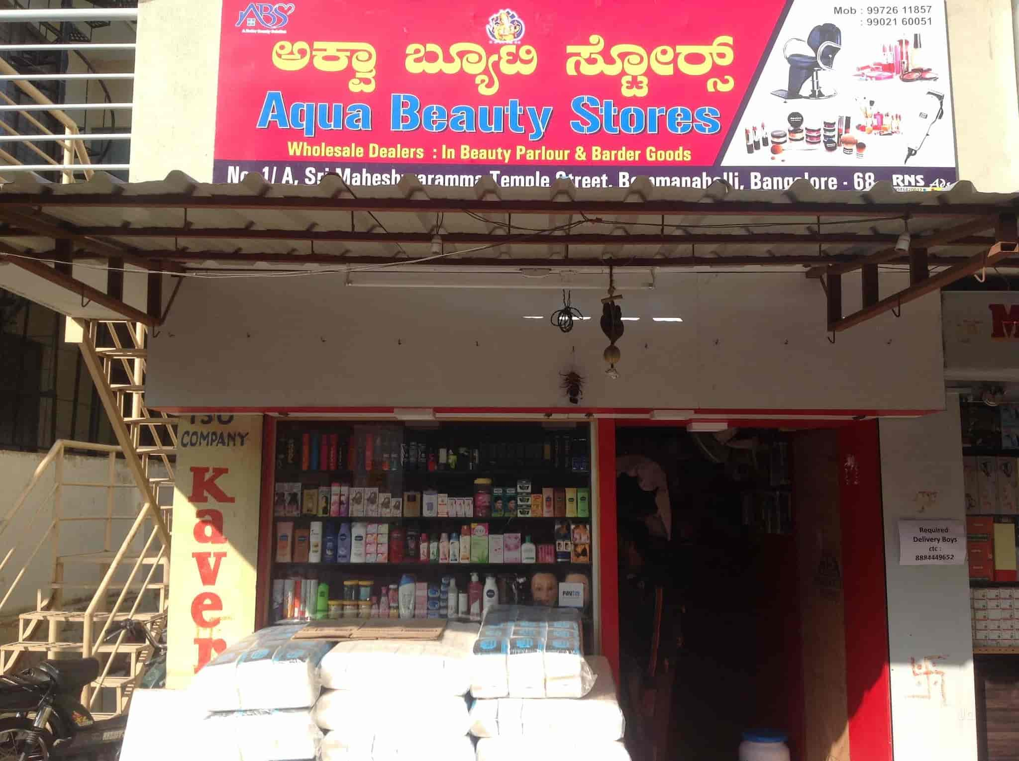Aqua Beauty Stores, Bommanahalli - Beauty Product Dealers in