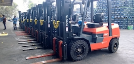 Top 10 Second Hand Forklift Dealers in Bangalore - Best Used
