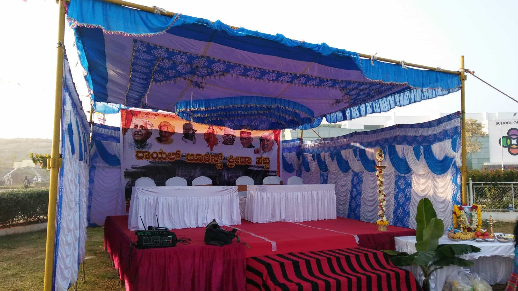 SLV Tent House & SLV Tent House Doddatogur - Tent House in Bangalore - Justdial
