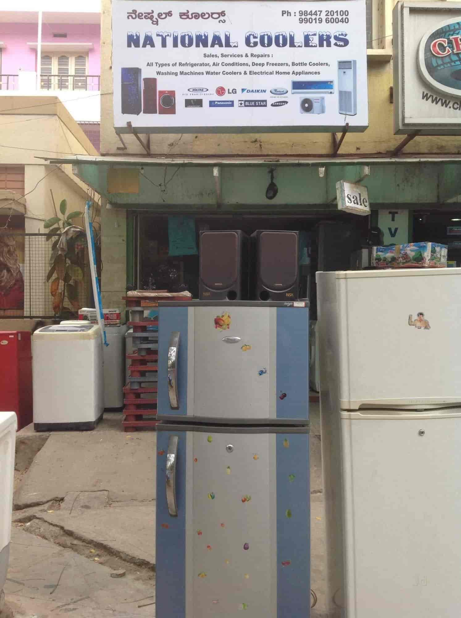 Top 100 Second Hand Refrigerator Dealers in Bangalore - Best