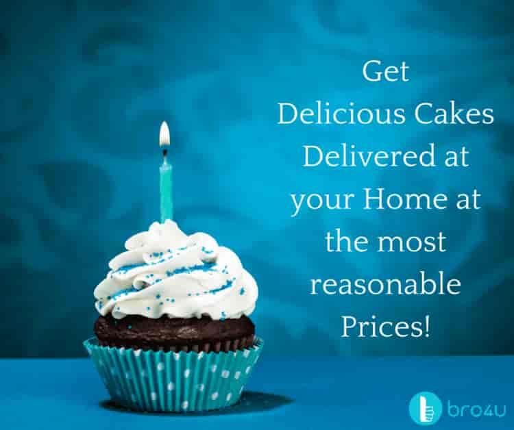 Bro4u Cake And Flowers Delivery Banaswadi