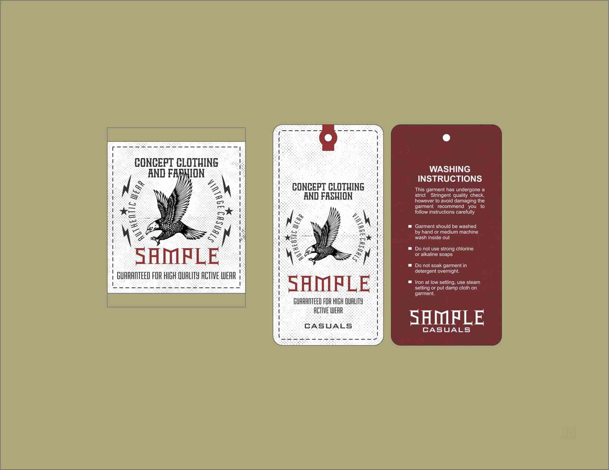 clothing label maker bangalore cloth label manufacturer