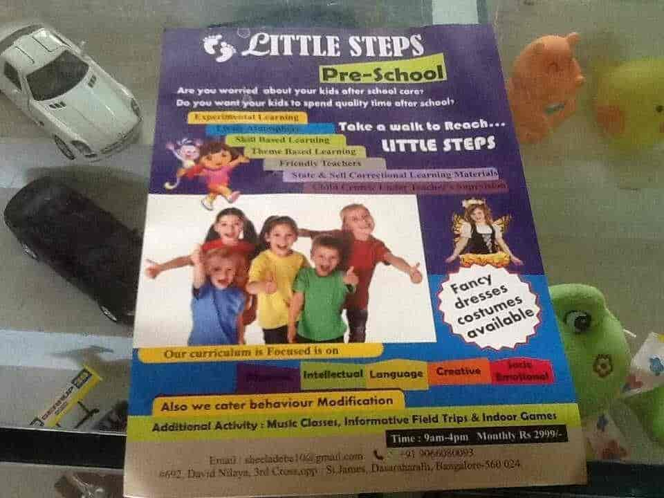 Little Steps Play Home (Closed Down) in Hebbal, Bangalore