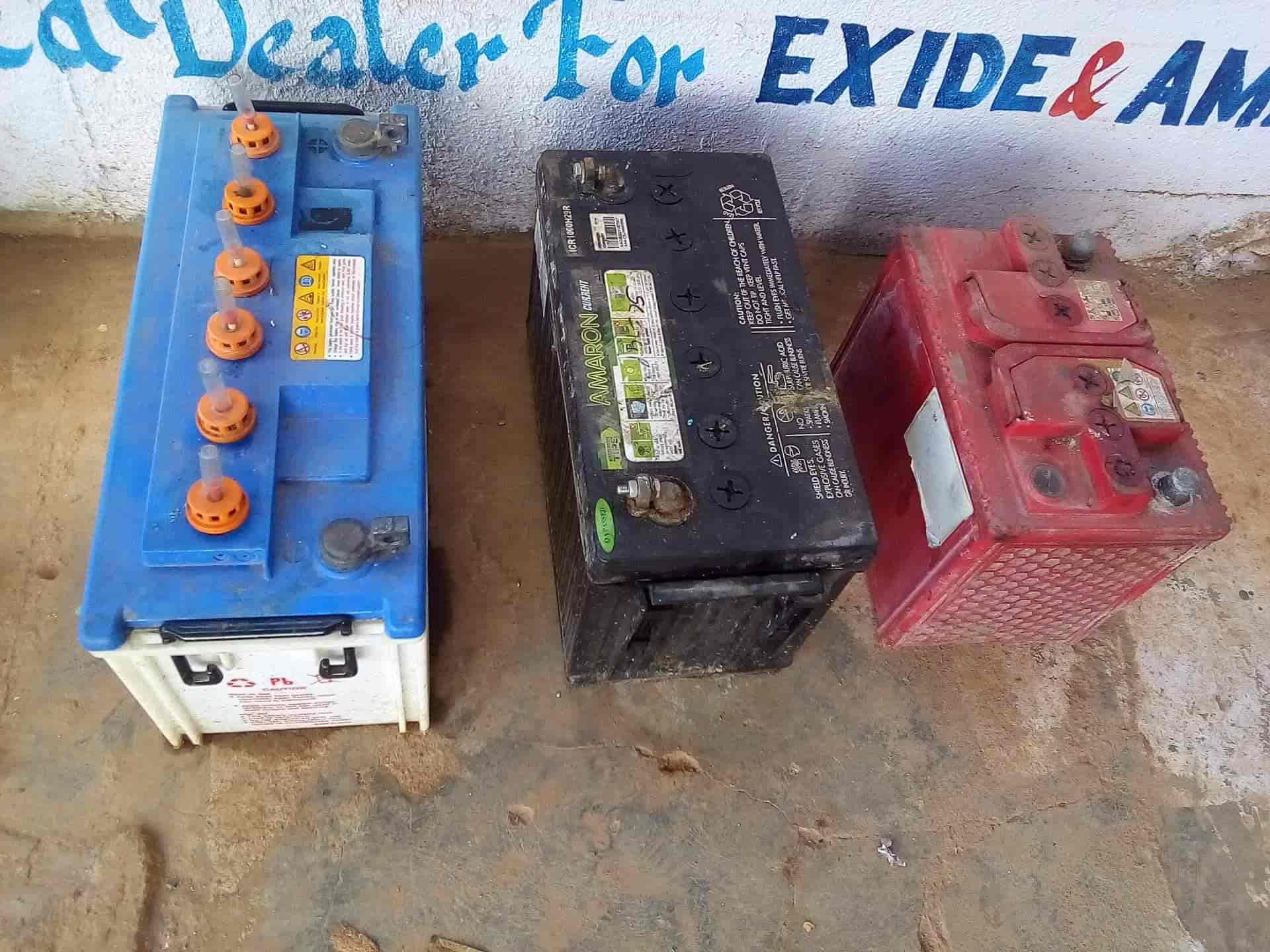 DB Battery Point, Yelahanka - UPS Dealers in Bangalore