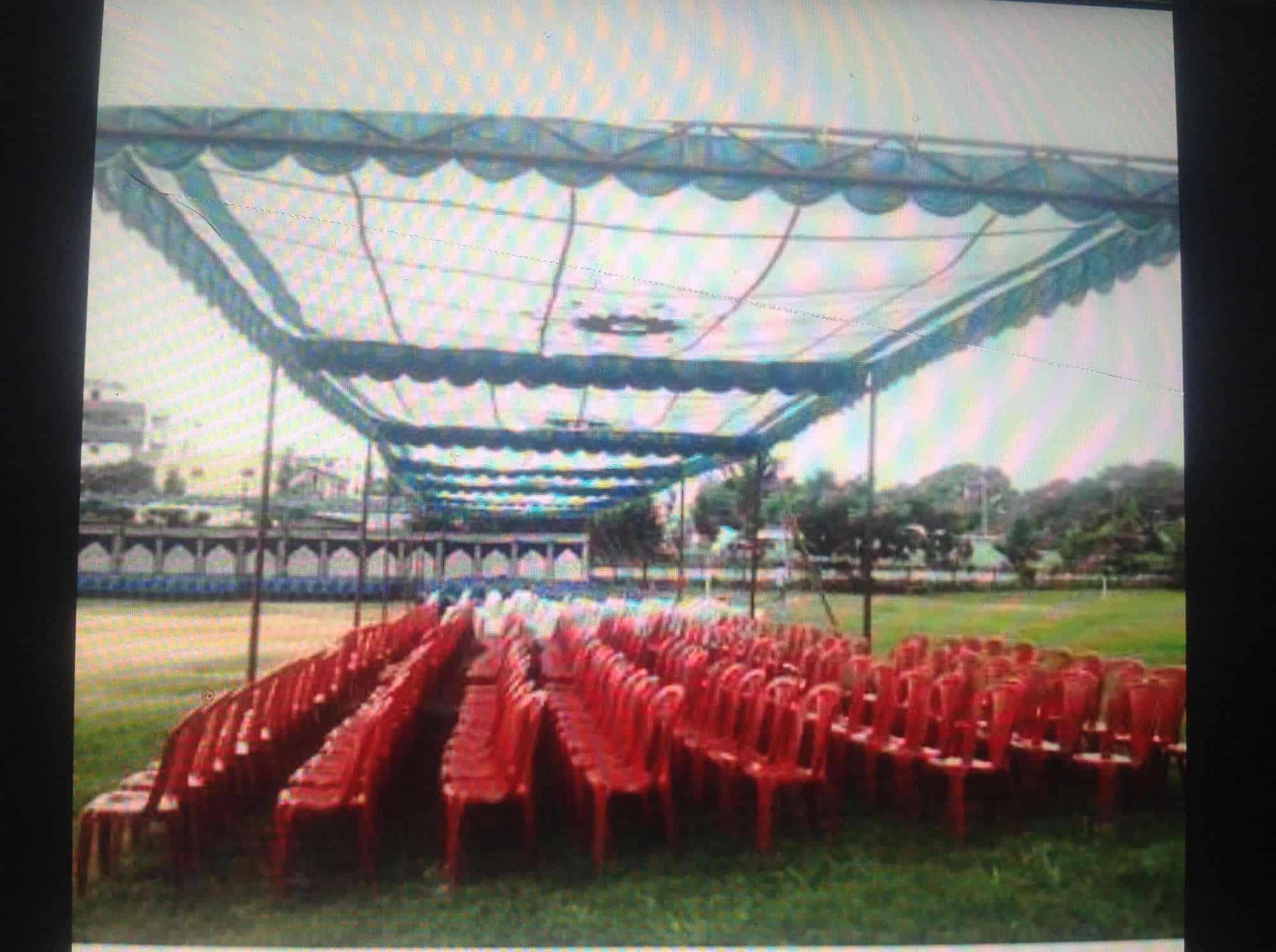 Sai Tent House & Sai Tent House Malleswaram - Tent House in Bangalore - Justdial