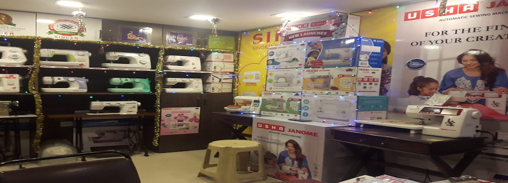 Sainath Commercial Enterprises Richmond Road Sewing Machine Inspiration Usha Sewing Machine Service Center In Bangalore
