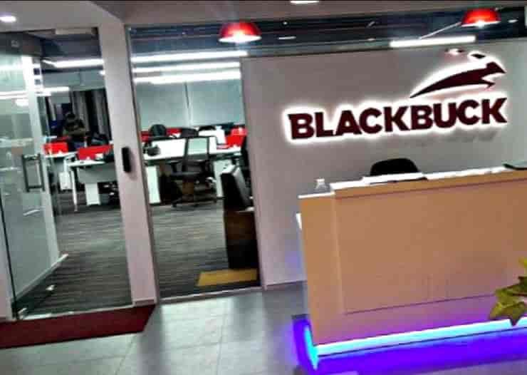 Blackbuck (Zinka Logistics Solutions Pvt Ltd