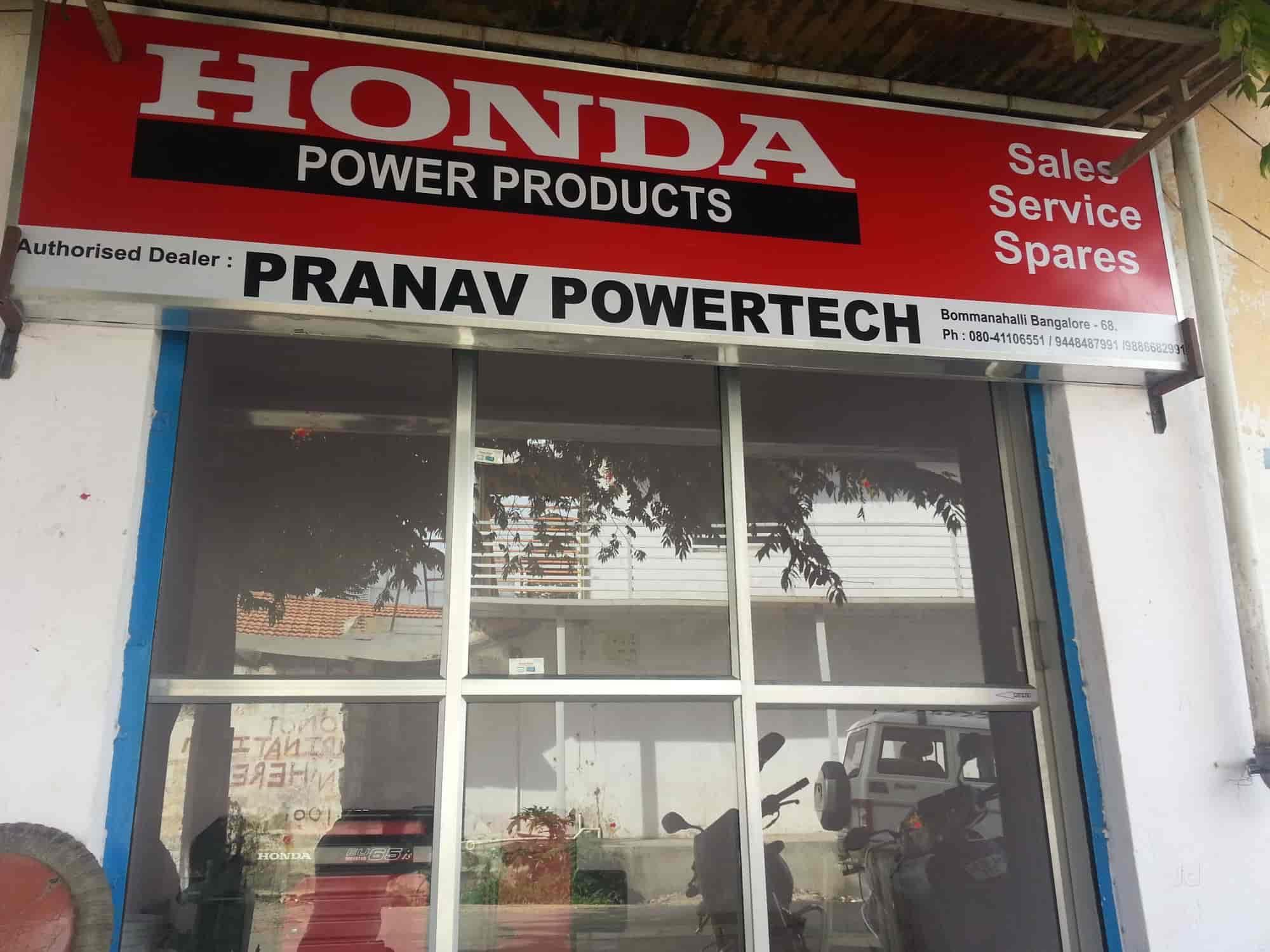 Pranav Power Tech Jc Road Diesel Generator Dealers in Bangalore
